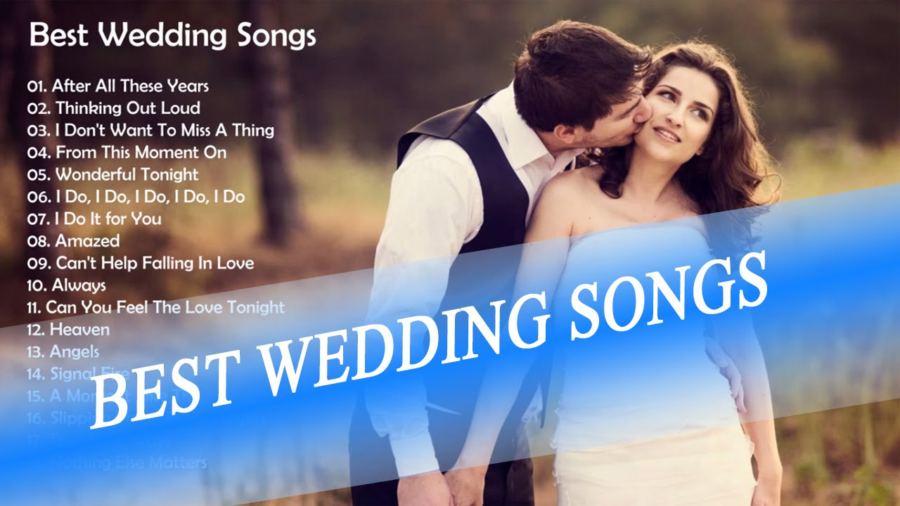 Rejected Wedding Ceremony Songs Fatter Older